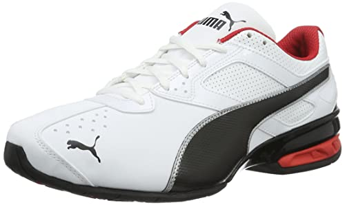 Puma Viz Runner, Zapatillas de Cross para Hombre, Blanco (Puma White-Puma Black), 48.5 EU