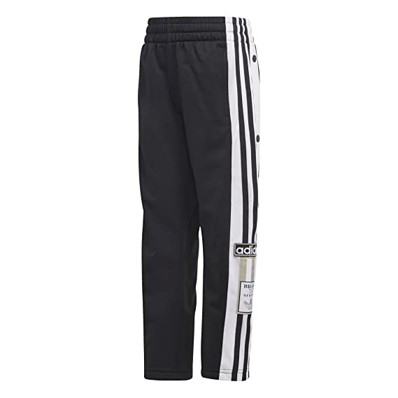 premium selection 6ece5 32e9f adidas Originals Kids Little Adibreak Trackpants, BlackWhite, ...