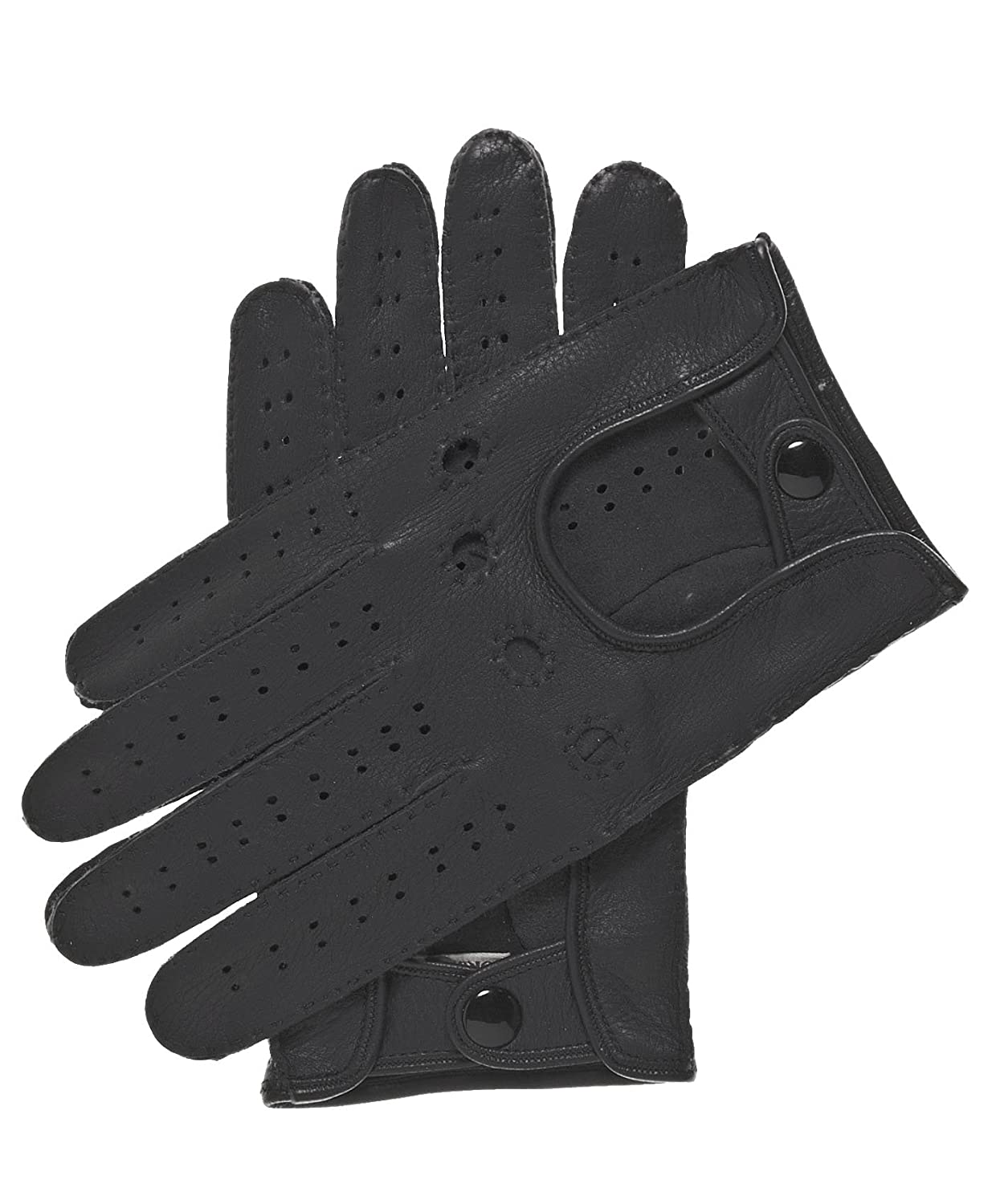 Driving gloves canadian tire - Fratelli Orsini Men S Handsewn Deerskin Driving Gloves Size 7 Color Black At Amazon Men S Clothing Store Cold Weather Gloves