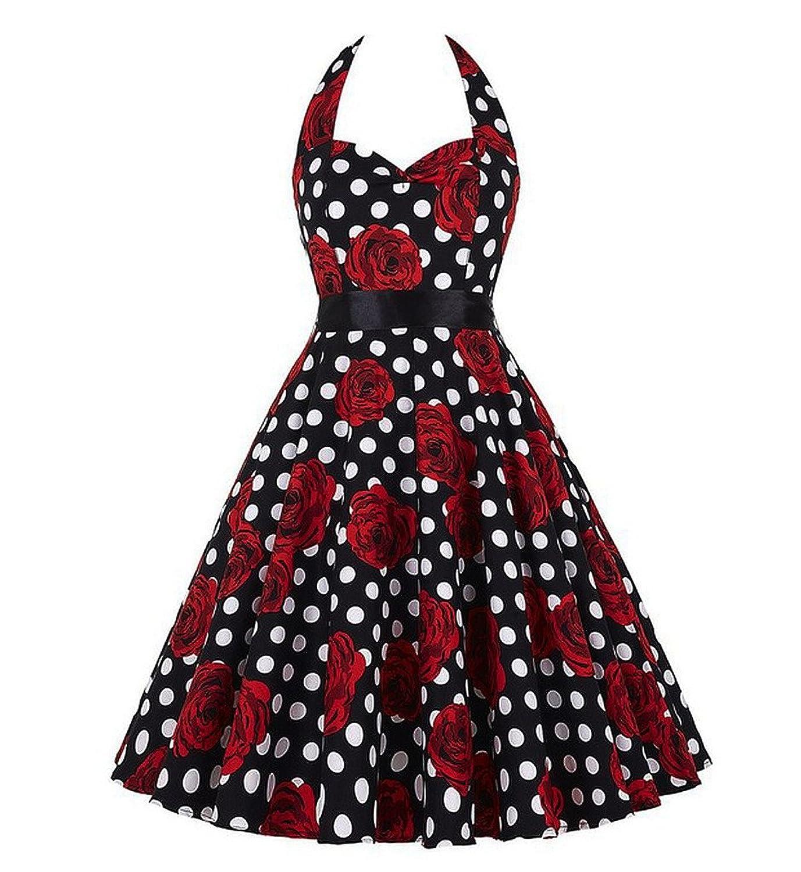 Rockabilly Cocktail Dress