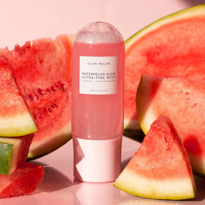 Glow Recipe Watermelon Glow Ultra Hydrating Facial Fine Mist 2.54 Ounce