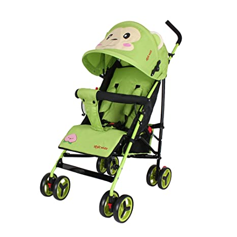 Buy Abdc Kids Baby Pram Stroller Green Online At Low Prices In India