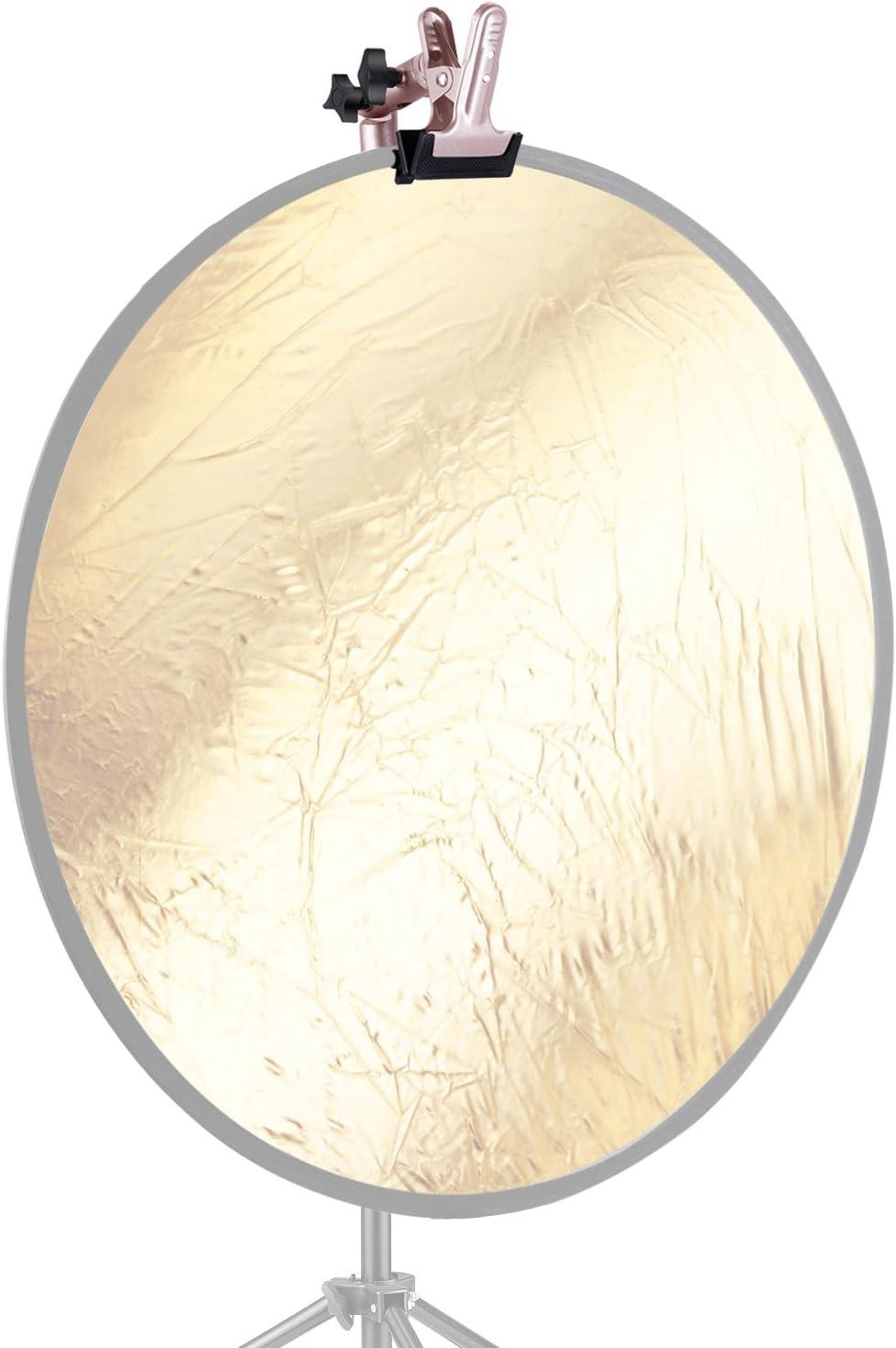 Metal, 5 cm, 5 cm Alicates de sujeci/ón Color Morado Neewer 10090881