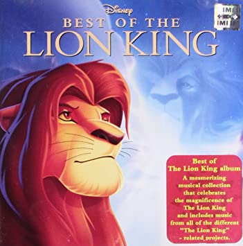 d5513bfb280 Various Artists - Disney  Best of The Lion King - Amazon.com Music