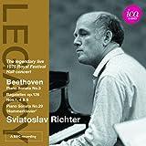 Sviatoslav Richter plays Beethoven: Piano Sonata No. 3 - Bagatelles, Op. 126, Nos. 1, 4 & 6 - Piano Sonata No. 29, 'Hammerklavier'
