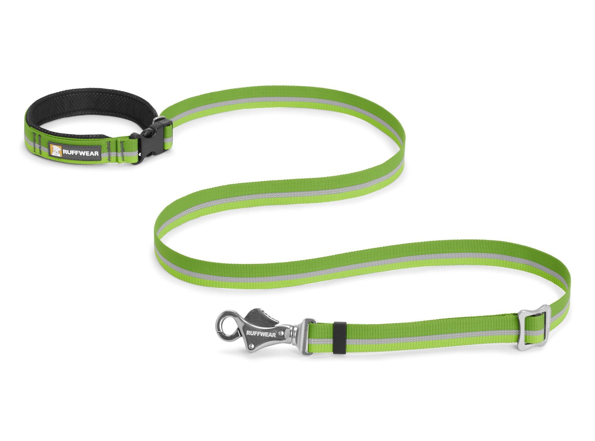 RUFFWEAR - Slackline Leash, Meadow Green (2017) by RUFFWEAR