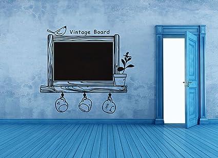 Pareti Di Lavagna : Bacheca in cucina perché non progettare le pareti della tua
