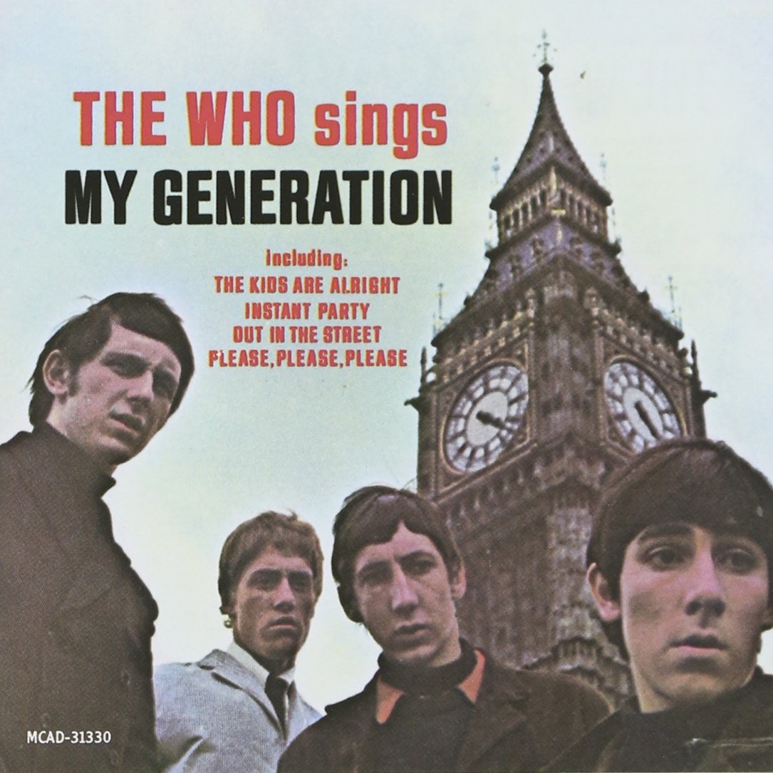 Who Sings My Generation: Who: Amazon.es: Música