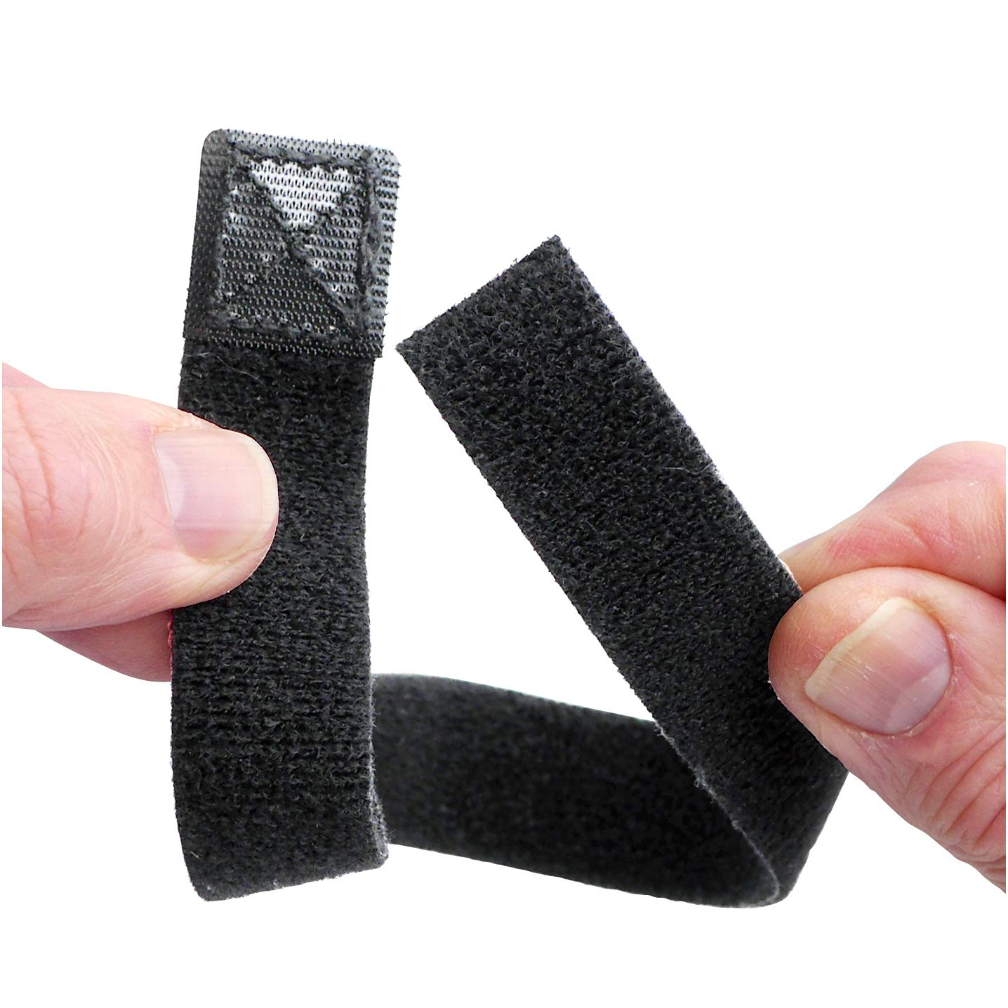 CMCcare Thumb Brace – Replacement Straps Black Pack of 3