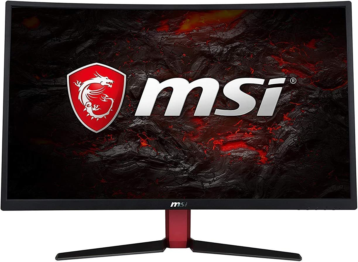 "MSI 27"" Optix G27C2 Full HD 144Hz Curved Gaming Monitor (Renewed)"