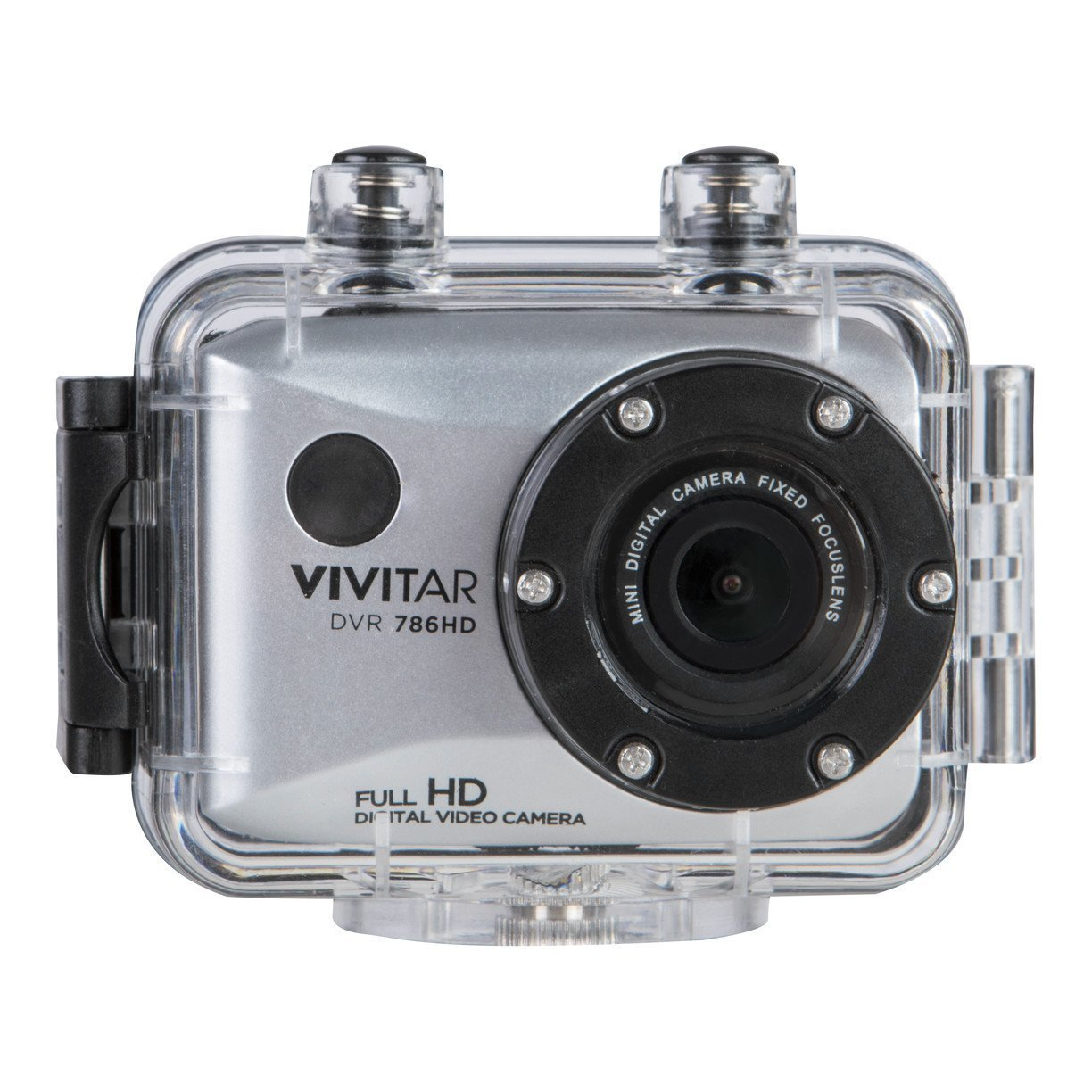Vivitar DVR786HD Action Digital Video Camera, Colors May Vary [並行輸入品]   B017LJG3YO