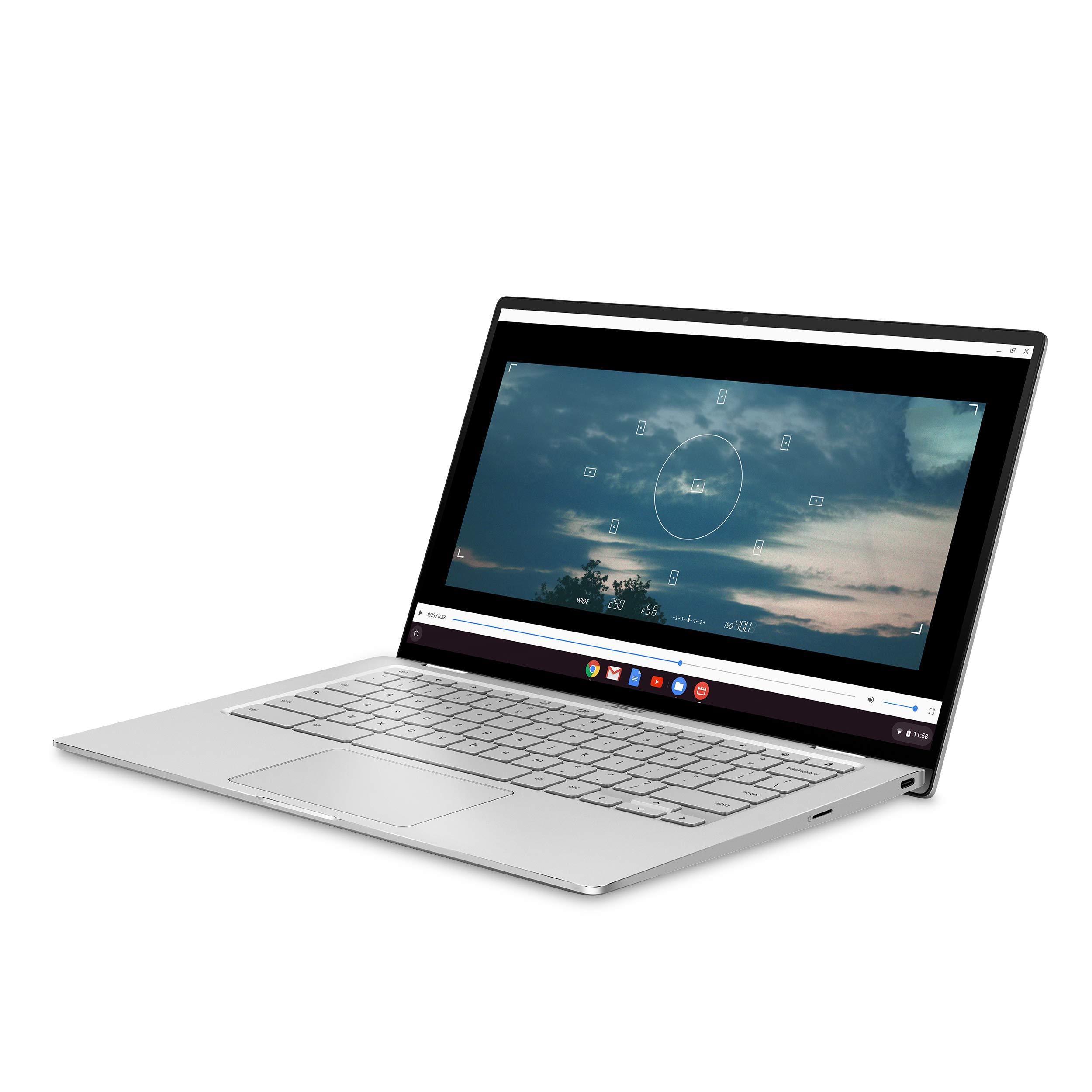 ASUS Chromebook Flip C434TA-DSM4T 2-in-1 Laptop 14'' Touchscreen Full HD 4-Way NanoEdge, Intel Core M3-8100Y Processor, 4GB RAM, 64GB eMMC Storage, Chrome OS by ASUS (Image #7)