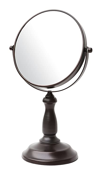 Amazon Com Bathsense Van1290orb Pedestal Vanity Circular Tilting