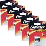 Energizer 4LR44 A544 6 V Alkaline Battery (Pack of 10)