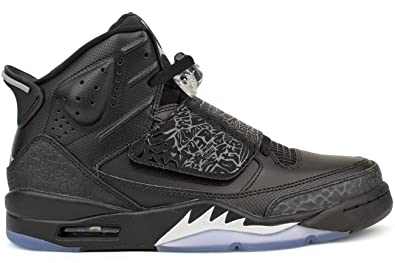 Amazon.com  Jordan Nike Men s Air Son of Mars Basketball Shoes Black ... aa083b133b37