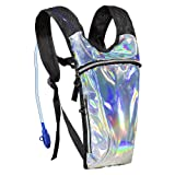 ECEEN Rave Pack Hydration Backpack with 2L Water
