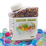 Wasser Perlen, 30.000bunten Perlen für Orbeez Fuß Spa Mine, Sensory Toys & Plant Hochzeit Dekoration