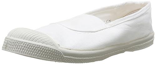 Bensimon Tennis Elastique, Zapatillas Hombre^para Mujer: Amazon.es: Zapatos y complementos