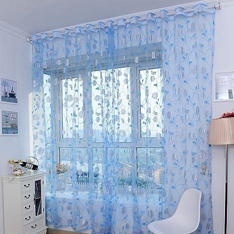 cortinas salon cortinas para habitacion Cortinas Decoración de ...