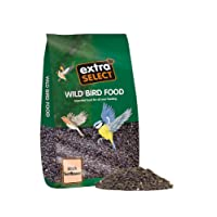 Extra Select Black Sunflower Seed Wild Bird Food 12.75 Kg