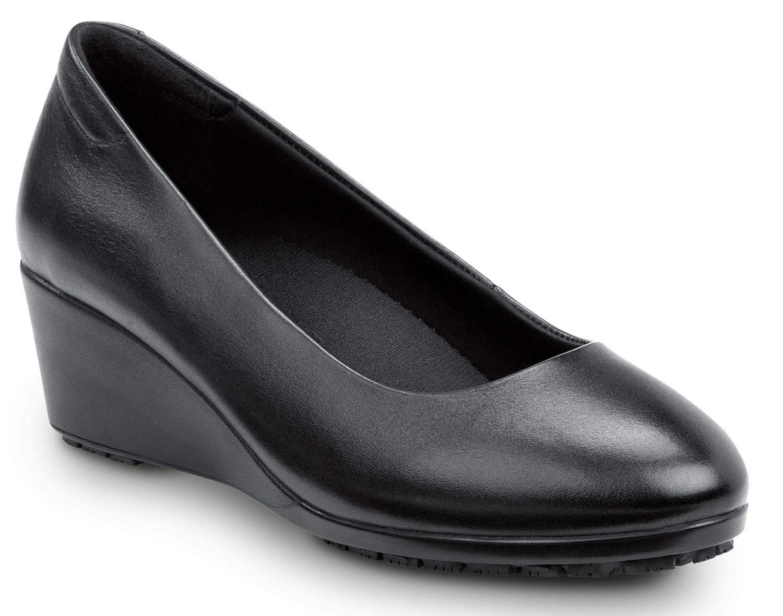 SR MAX Orlando Women's High Heel Slip Resistant (9.5 M, Black) by SR MAX