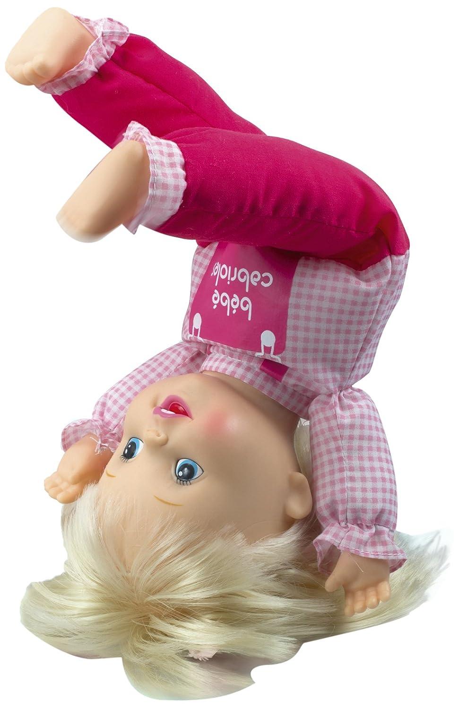 Lansay 23032 - Muñeca bebé haciendo pirueta
