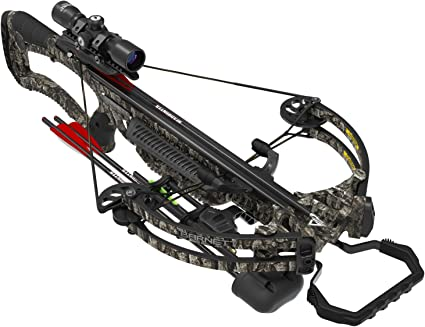 Barnett Whitetail Hunter Pro Ballesta De Caza 380 Pies Por Segundo Trubark Camo Sports Outdoors