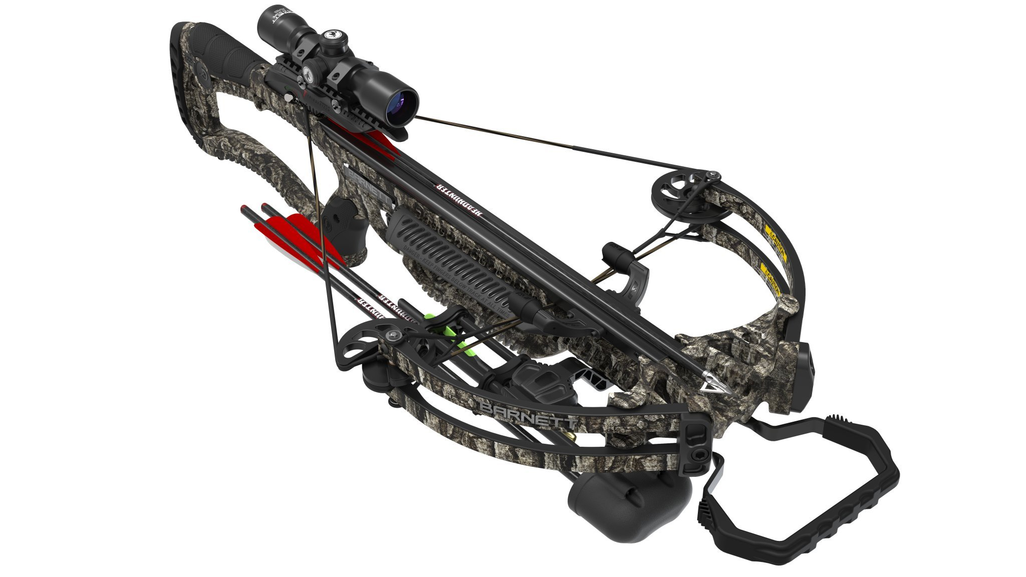 Barnett Whitetail Hunter Pro Crossbow, 380 FPS, Trubark Camo by Barnett (Image #1)