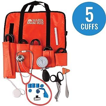 Amazon.com: Mabis All-in-One EMT y médico de primeros ...