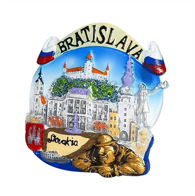 zamonji Castillo de Bratislava, Eslovaquia, La República Eslovaca ...