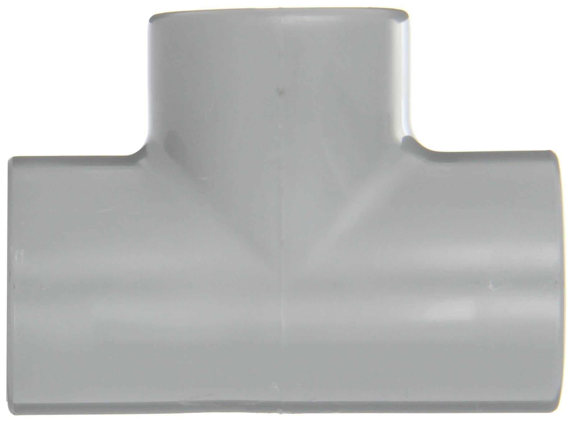 Cap 3 NPT Female Schedule 80 Spears 848 Series PVC Pipe Fitting