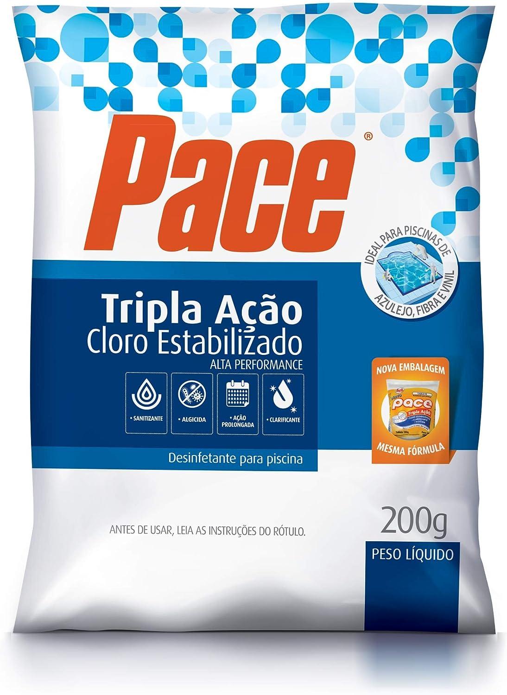 Pace-tripla Acao Tablete 200g