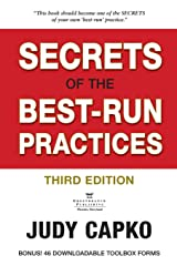 Secrets of the Best-Run Practices, 3rd Edition Paperback