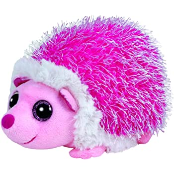 Ty Beanie Babies Mrs. Prickly The Pink Hedgehog Plush