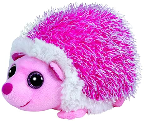 f8d3ba070fd Image Unavailable. Image not available for. Color  Ty Beanie Babies Mrs.  Prickly The Pink Hedgehog Plush