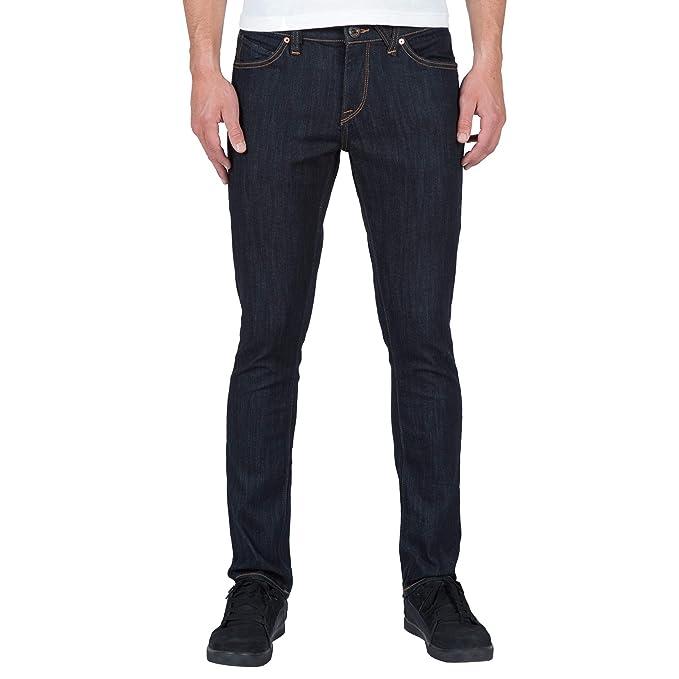 Volcom a1931510 Pantaloni Jeans, Uomo: Amazon.it: Sport e