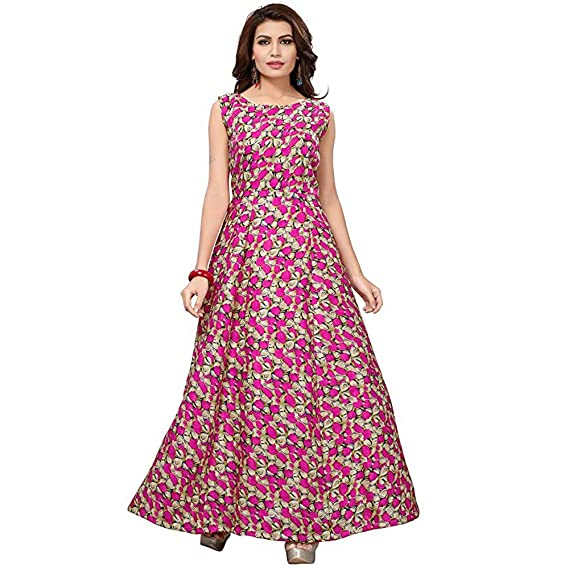 bfd1cb2f26cf Gown For Women Party Wear Gowns Offer Designer Below 500 Rupees Latest  Design Under 300 Combo ...