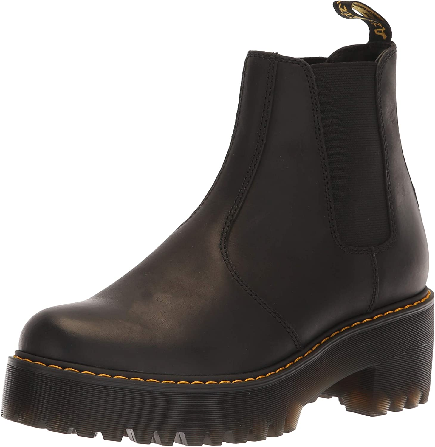 | Dr. Martens Women's Rometty Fashion Boot | Ankle & Bootie
