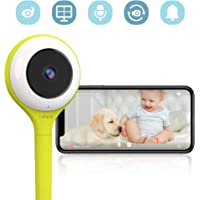 Lollipop - Smart Baby Monitor with True Crying Detection (Turquoise) AU/US_Plug
