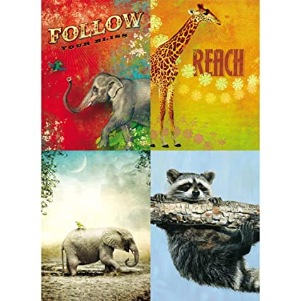 amazon com tree free greetings wildlife encouragement card