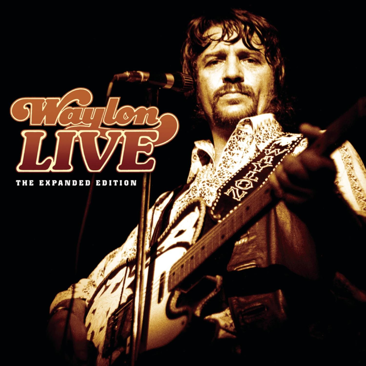 Waylon Live (Expanded Edition)