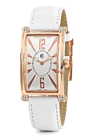 genova swiss watches s women donna watch amazon dp cerruti gold com womens rose