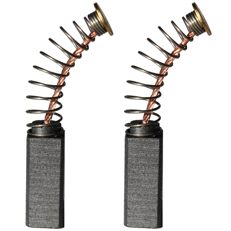 Balais de charbon moteur charbons charbons Bosch Perceuse CSB 500 RE/CSB 500 Ret/CSB 500 SRE Hobbypower24 PTCB-014-A9-563