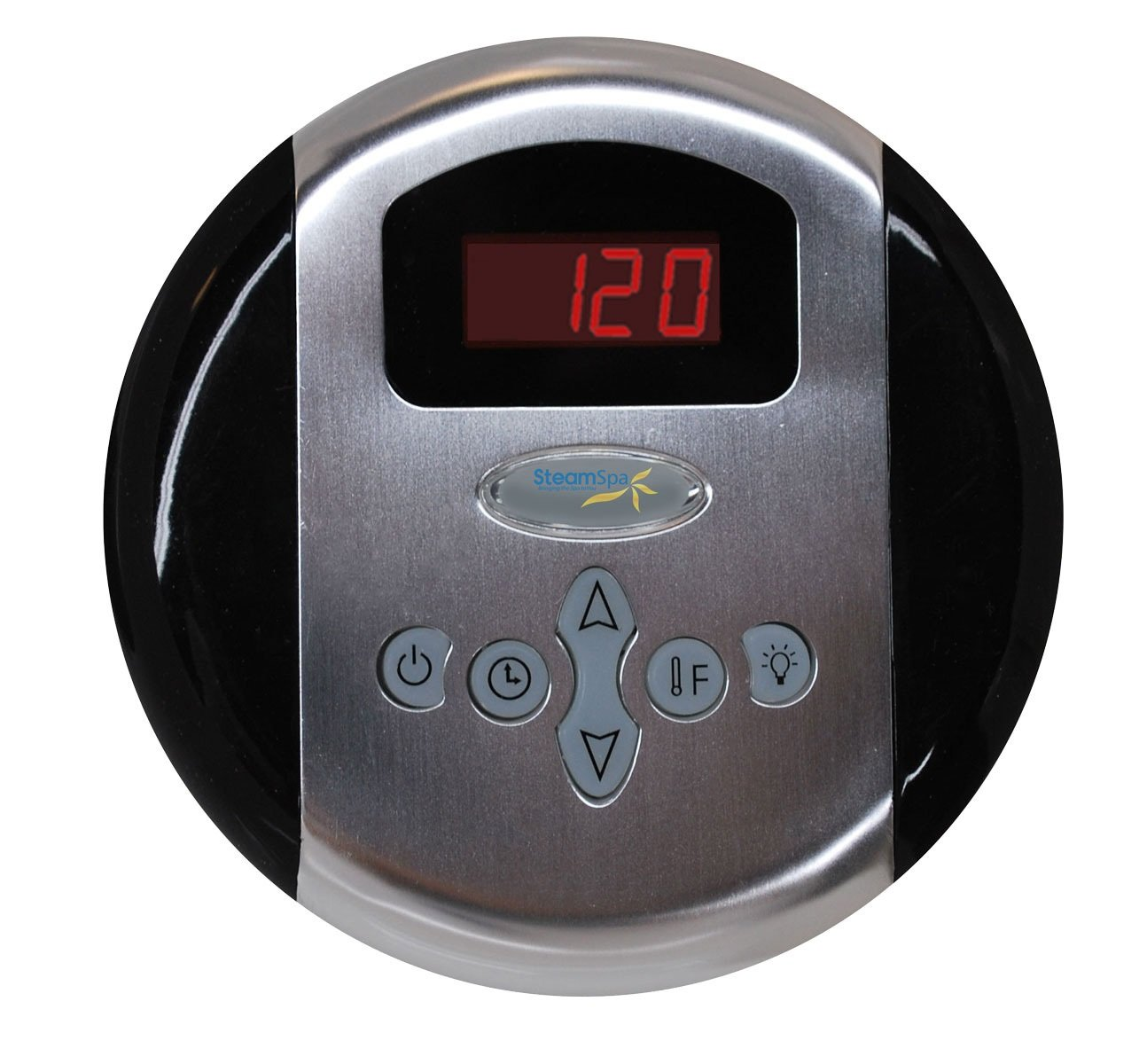 Steam Spa Programmable Control Panel with Time and Temperature Pre-sets by Steam Spa B009M5UFI6