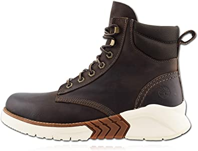 chaussure homme marron timberland