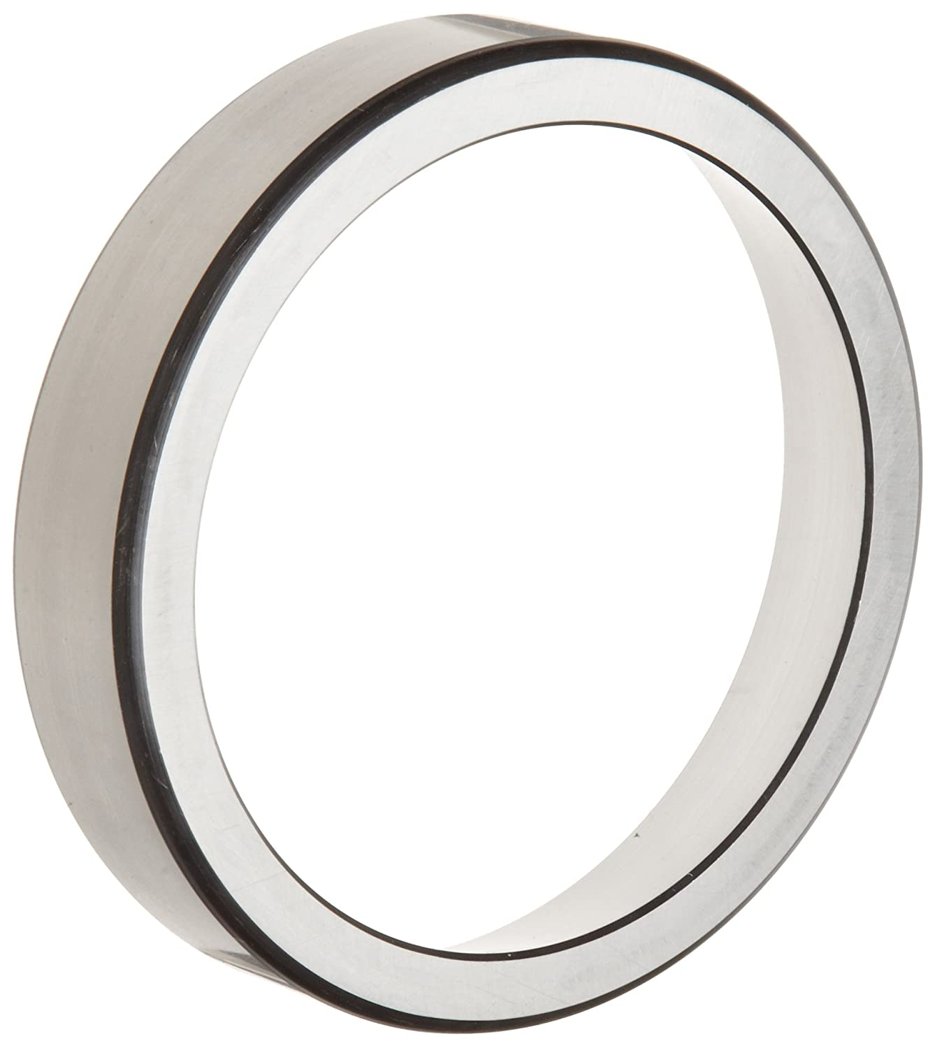 "Timken 453A Tapered Roller Bearing, Single Cup, Standard Tolerance, Straight Outside Diameter, Steel, Inch, 4.2500"" Outside Diameter, 0.8750\"" Width 71BVdhXxfJL"