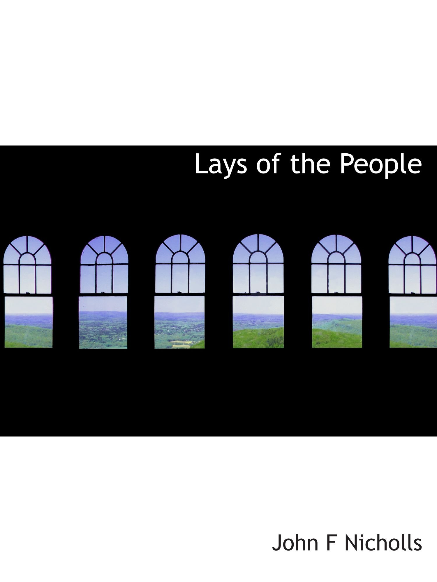 Lays of the People PDF