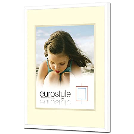 Aluminium Picture Frame Poster Frame 60 x 80 CM Matte White 80 x 60 ...