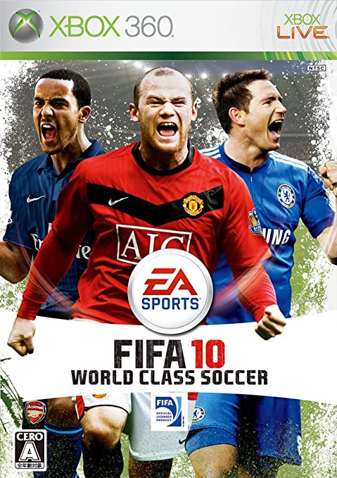FIFA10 ワールドクラスサッカー(xbox360)