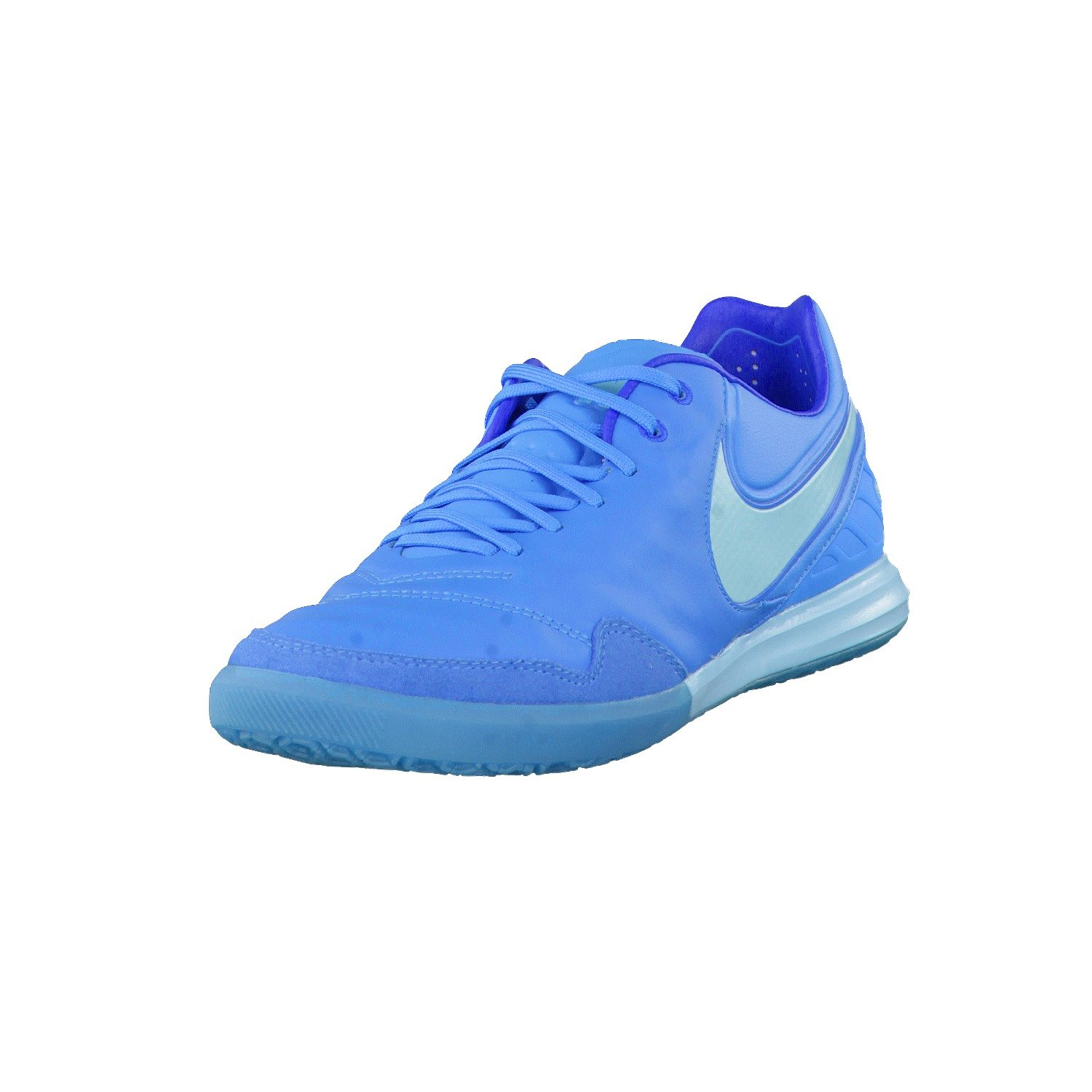 new style 99de2 5766f Nike Mens TiempoX Proximo IC Indoor Soccer Shoe (Blue Glow) chic